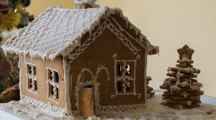 casă din turtă dulce