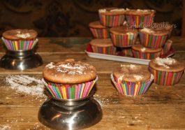muffins cu nucă de cocos
