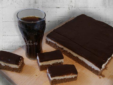 Prăjitură Coca Cola