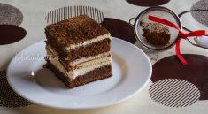 prăjitură cu mascarpone și cafea