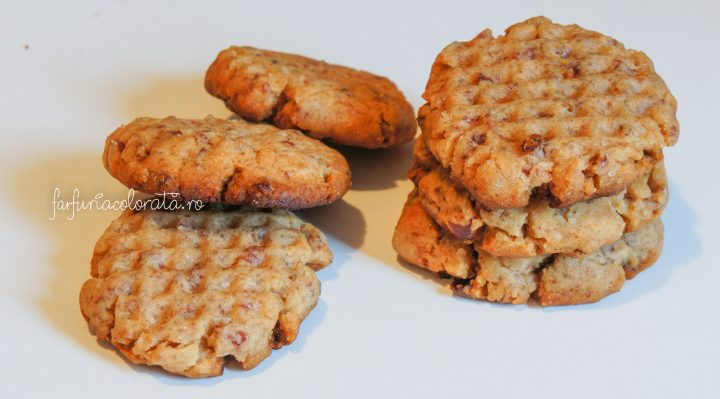 biscuiți de post cu dulceața de gutui