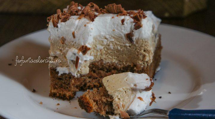 prăjitură boema cu ness