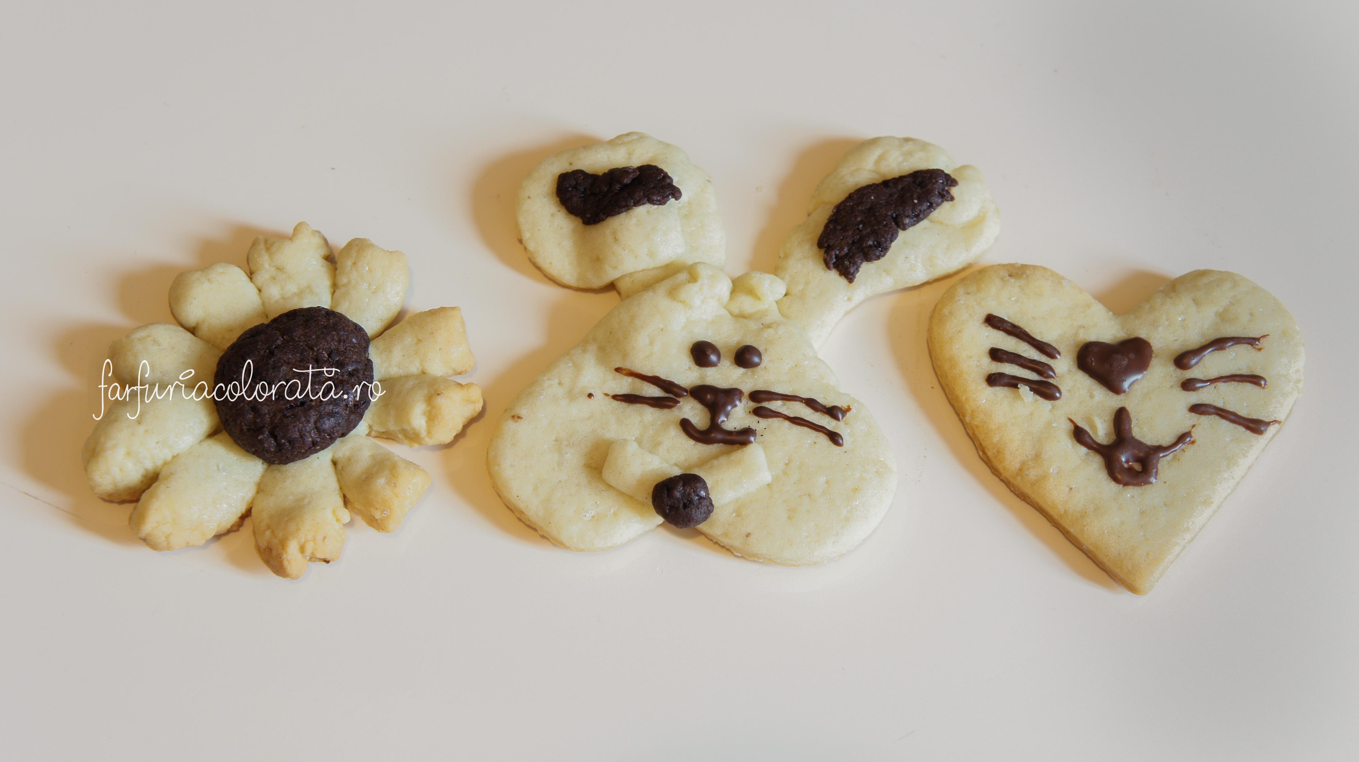 fursecuri pentru Paște, biscuiți pentru Paște
