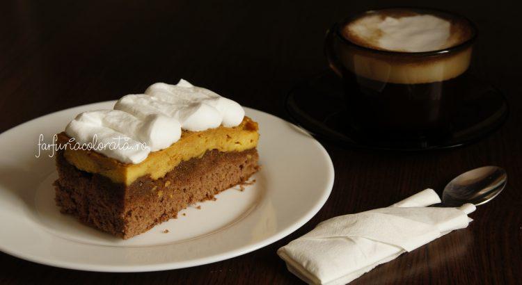 prăjitură chocoflan sau prăjtură cu cremă de zahăr ars