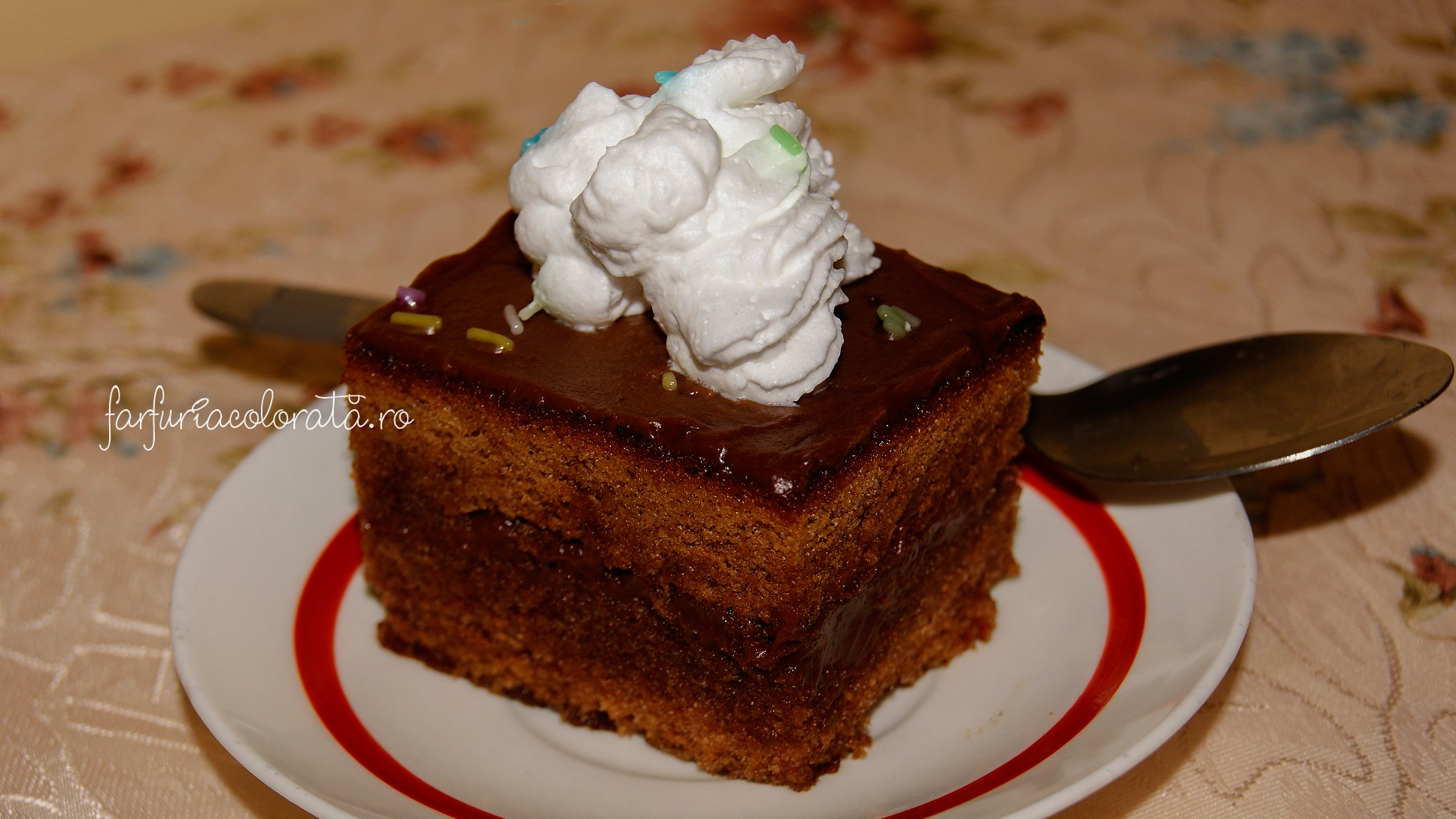 Prăjitură cu Finetti