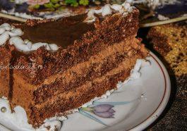 tort cu ciocolată