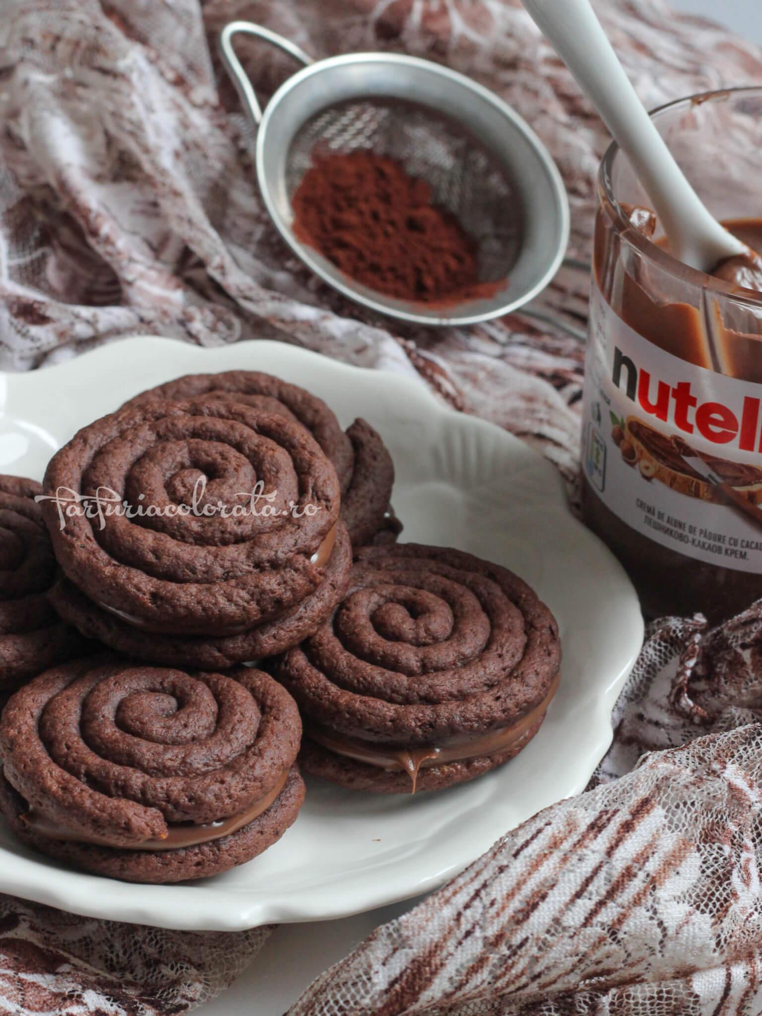 fursecuri cu Nutella și banană