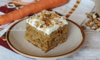 prăjitură cu morcovi